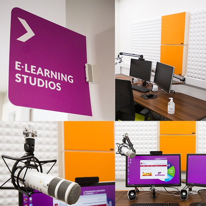 استودیو آموزش مجازی E-LEARNING STUDIOS